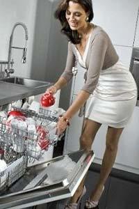 Посудомоечная машина: экономит воду и ваше время