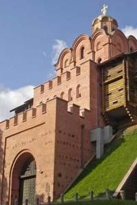 Архитектурные достопримечательности Киева