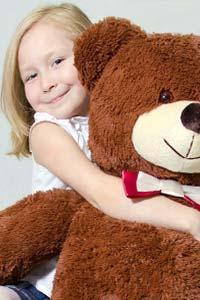 Выбор мягкой игрушки для ребенка