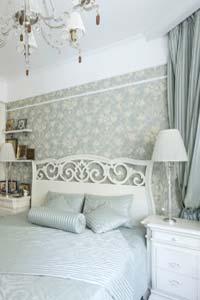 Дизайн спальни в провансальском стиле