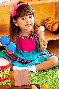 Частный детский сад киев воспитывает одаренных малышей
