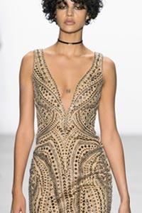 Модные вечерние платья на выпускной бал 2017