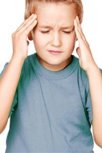 Приступы мигрени с рвотой у детей
