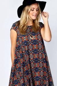 Весняна мода для дівчат розміру plus size (20 фото)