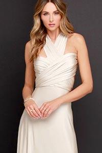 Infinity Dress - универсальное платье-трансформер