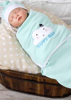 3 метода пеленания новорожденного