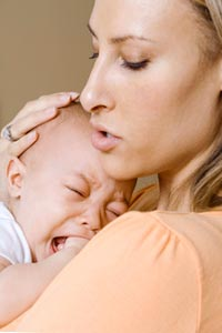 В чем опасность, когда у малыша дрожит подбородок
