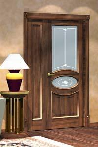 3 доступных материала для изготовления межкомнатных дверей