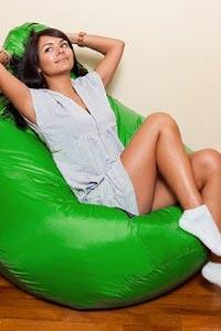Кресло-мешок: стиль и комфорт в вашем доме