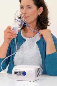 Небулайзер - первый помощник при лечении кашля