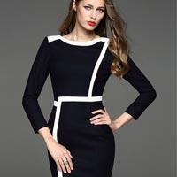 Модні офісні сукні 2018  5 головних трендів сезону - Жіночий журнал ... ddf6a41aa259d