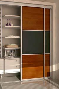 Как подобрать шкаф-купе к современному интерьеру