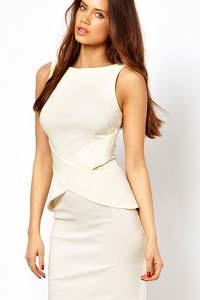 Платье для офиса: модная женская деловая одежда