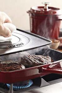 Выбираем сковороду гриль в vinzerhome.ua
