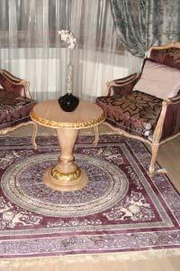 Иранские ковры как элитный интерьерный аксессуар