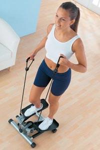 Выбираем степпер для домашнего фитнеса