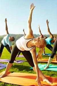 Аэробная физическая активность эффективнее занятий в зале