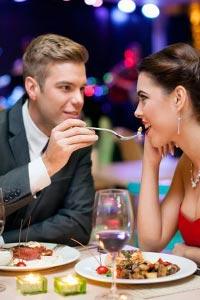Лучшие рецепты для романтического ужина