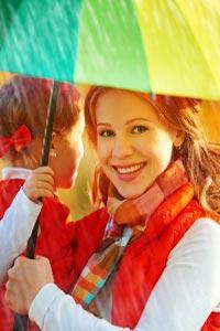 8 советов, как не заболеть осенью