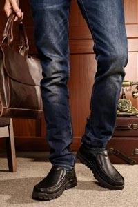 Правильно выбираем мужскую обувь