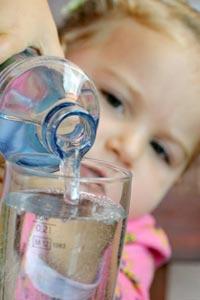 Интересные эксперименты с водой для детей
