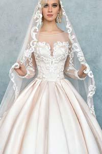 Свадебная мода весна-лето 2018