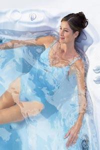 Гидромассаж - помощник при похудении