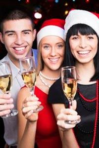 Обираємо заміський ресторан для новорічного корпоративу