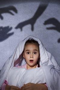 Как помочь ребенку побороть свои страхи