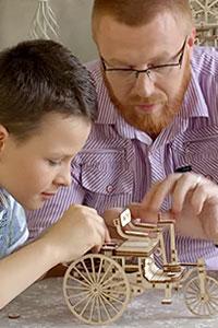 5 причин остановить свой выбор на деревянных игрушках