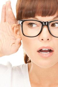 Несиндромальная потеря слуха