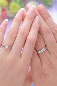 Новый свадебный тренд: серебряные обручальные кольца