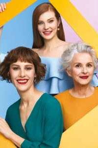 Oriflame представляет новую весеннюю кампанию  «У красоты нет возраста»