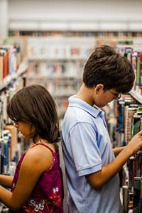 Что любят читать наши дети