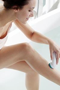 Эпиляторы Braun для быстрого удаления волос