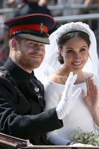 Королевская свадьба и образ Меган Маркл