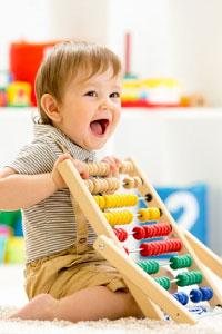 Этапы раннего развития детей