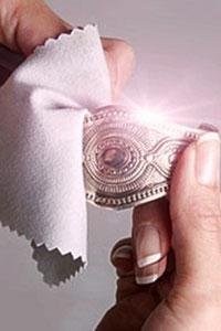 Уход за ювелирными изделиями из серебра