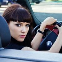 Авто-леди: правила дорожного зрения