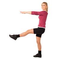Фитнес-упражнения дома от Терезы Тапп