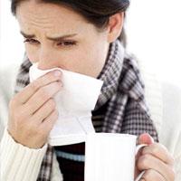 Первая помощь при весенней простуде