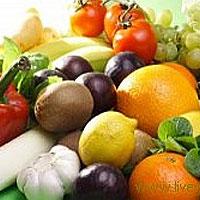 Осення вегетарианская семидневная  диета