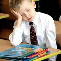 Если с ребенком сидят бабушки и дедушки, он будет хуже учиться в школе