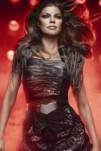 Ферги представляет новый аромат - Outspoken Intense by Fergie для Avon