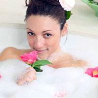 Оздоровление организма с помощью ванн