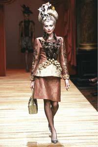 Модные тенденции осени 2006