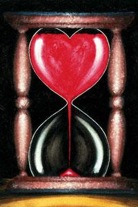 Любовь - это что-то кровавое!
