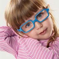 Решаем проблему выбора корригирующих очков для ребенка