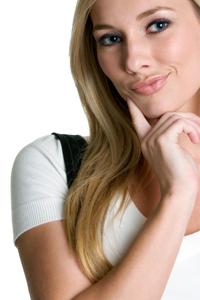 Увеличение губ в домашних условиях