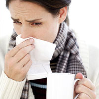 Рецепты народной медицины от простуды